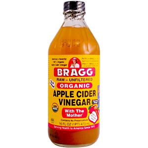 Apple Cider Vinegar As Scalp Eczema Treatment