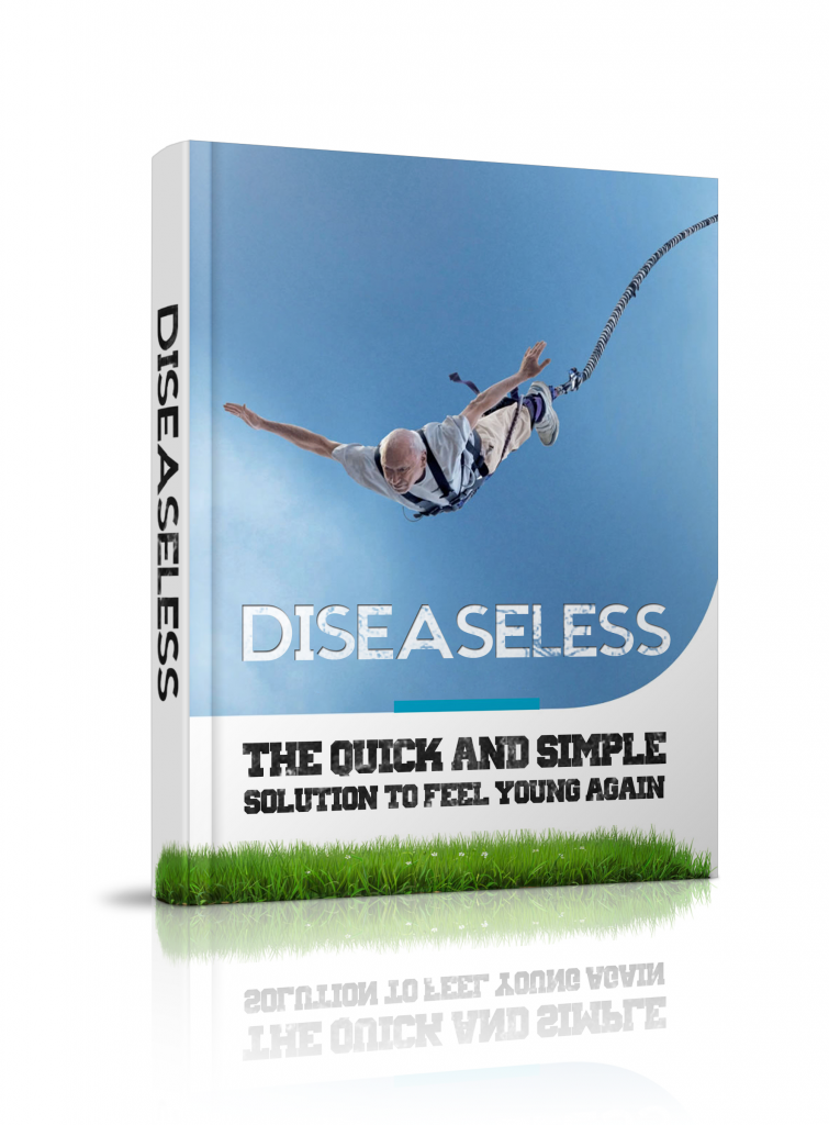 Diseaseless Book Cover