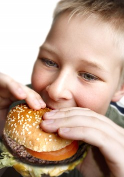 Eczema and Fastfood Diet