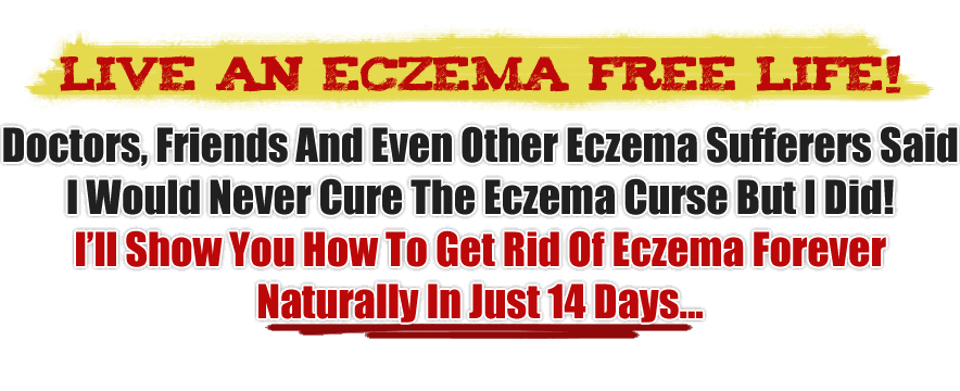 Eczema Cure Headline