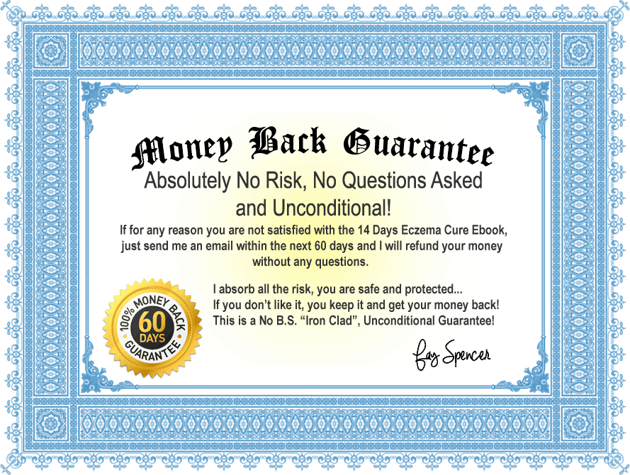 Money Back Guarantee Cert